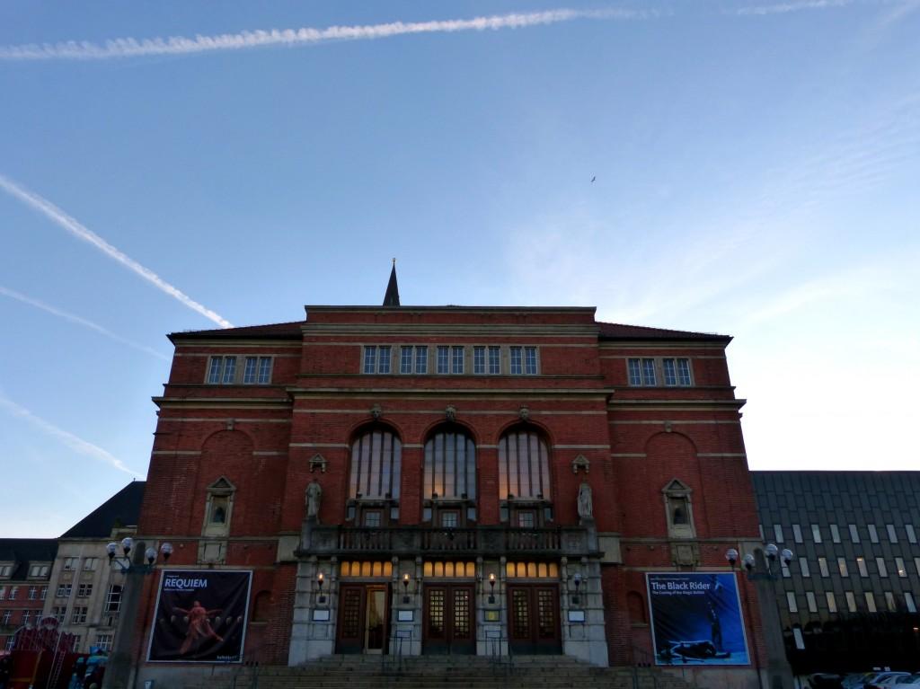 Kiel's Opera House
