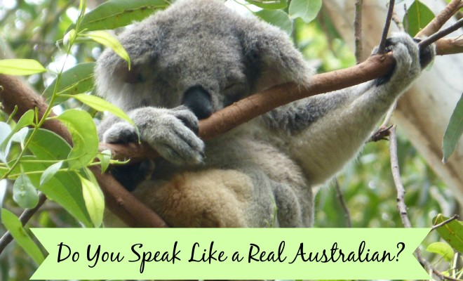 real australian accent